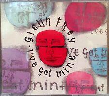 Glenn Frey (Eagles) - I've Got Mine CD Single (CD 1992) (+ 2 Extra Tracks)