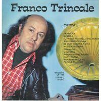 Franco Trincale LP Vinyle Chante/Mélodie LP 110 Neuf