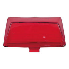Replacement Glass for Rear Fender Tip Red, F.Harley - Davidson 99-08 Flt & 04-15