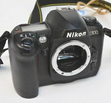Nikon D100 6.1 MP Digital SLR Camera DSLR Body Only 2