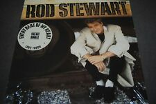 "ROD STEWART ""Every Beat Of My Heart"" LP VINYL / WB RECORDS - 925 446-1 / 1986"
