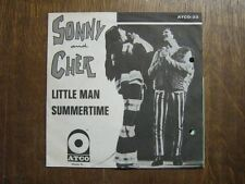 SONNY AND CHER 45 TOURS FRANCE LITTLE MAN