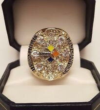 2008 Pittsburgh Steelers Super Bowl XLIII Championship Ring