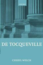 De Tocqueville (Founders of Modern Political and Social Thought)-ExLibrary