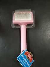 Grreat Choice SOFT SLICKER BRUSH for cats-color - pink