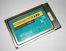Vintage Dayna CommuniCard PCMCIA Ethernet LAN Adapter PC Card W926 Only