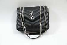 5cefbc466c  196 YSL Yves Saint Laurent Small Loulou Matelassé Leather Shoulder Bag   1950