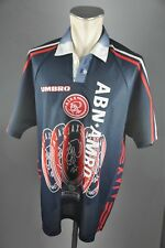 Ajax Amsterdam Trikot Gr. XL 1997-1998 Jersey Umbro Away Shirt 90s vintage