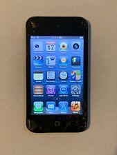 Apple 8GB iPod 4th Generation Touch MP3 Original Classic A1367 Black
