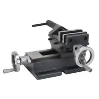 CV4P Sealey Cross Vice 100mm Professional [Vices] [Machine Shop]