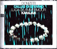 Donizetti: Lucia di Lammermoor 2-CD -Karajan (Maria Callas/Di Stefano) 1955