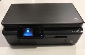 HP Photosmart 5520 All-In-One Inkjet Color Wireless Printer