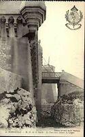 Marseille Frankreich AK ~1910 Le Pont levis devant la Crypte Zugbrücke vor Gruft