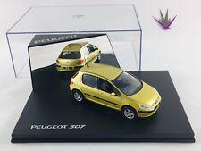 Norev Peugeot 307 1/43 avec boîte