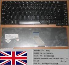 Clavier Qwerty UK ACER TM4710 4710 4520 NSK-H390U 9J.N5982.90U Noir Brillant NEW