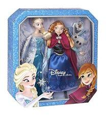 Disney Classic collection Doll Anna & Elsa Frozen NRFB