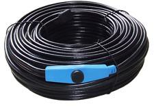 Cavo scaldante antigelo con termostato - Anti ice cable with thermostat