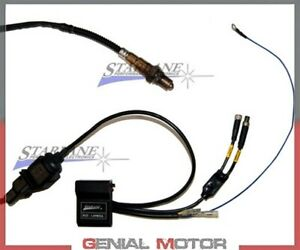 STARLANE RID LAMBDA Modulo CAN BUS + Sonda Lambda Bosch LSU4.9 + input RPM e TPS