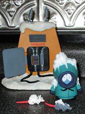 Mezco South Park Series 3 Frozen Kenny Action Figure Complete w/ All Accessories