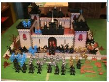 Marx Castle of Noble Knights Medieval Play Set  Accessories Only Free Shipping