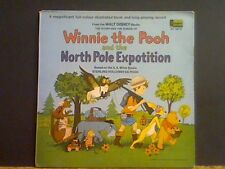 WINNIE THE POOH & THE NORTH POLE EXPOTITION   Disney  LP