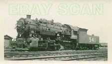 8C514 RP 1956/60s CUMBERLAND RAILWAY & COAL 0-8-0 LOCOMOTIVE #541 SPRINGHILL NS