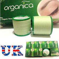 12 X Organica Profesional Ceja Threading antibacteriano depilación del hilo de rosca