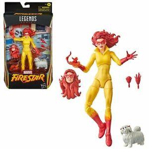 """IN STOCK! Marvel Legends Series 6"""" Firestar Action Figure Exclusive HASBRO"""