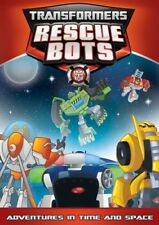 Transformers: Rescue Bots: Adventures in Time and Space [New DVD] Widescreen