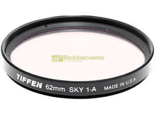 62mm. Filtro Skylight 1A Tiffen. Sky light filter.