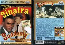 Suddenly New DVD From Troma Frank Sinatra, Sterling Hayden, Nancy Gates