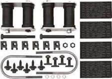 Camaro/Firebird, Chevy II/Nova, rear multi leaf spring install kit