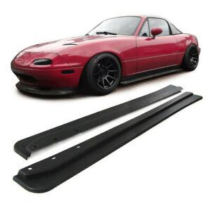 Mazda MX5 MK1 NA Side Skirts steps Miata Eunos Sills Seitenschweller MX-5 NB