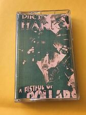 Dj Dirty Harry A Fist Full of Dollars 90s Hip Hop NYC Cassette MIxtape