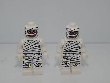 Lego Minifigure Lot Of 2 Mummy Monster Fighters Minifigures