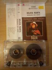 Bolivia Manta – Musiques Des Andes