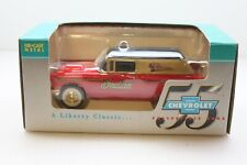 Indian Motorcycles 55 Chevy Delivery Diecast Bank