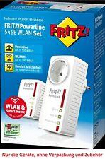 AVM Fritz!Powerline 546e WLAN Set (20002743) vom Händler