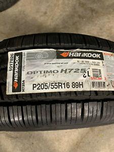 1 New 205 55 16 Hankook Optimo H724A Tire