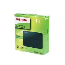 Toshiba Canvio Basics DTB410 1TB External Portable HARD DRIVE USB 3.0 DTB410