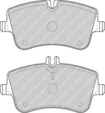 Front Brake Pad Set Fits Mercedes-Benz OE 34202620 Ferodo FDB1429
