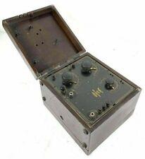 RCA RADIOLA II Radio Receiver Mark II Circa 1920's