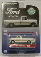Greenlight 1:64 Hobby Exclusive 1976 Ford F-100 Bicentennial Option Wimbleton W