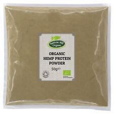 Organic Hemp Protein Powder 50g Certified Organic