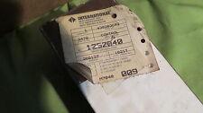 Choke control  #438382C93 Scout II '71-'78 v304, '72-'73 Pickup Travelall v304