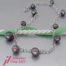 50% auf UVP - Pearl Style by GELLNER - Collier -Tahitiperlen an Silberkette-NEU!