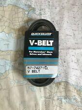 MERCURY QUICKSILVER V-BELT - 35.125 LG #57-74271Q
