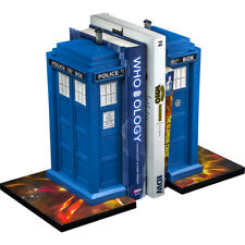 Doctor Who - TARDIS Bookends (Set of 2)
