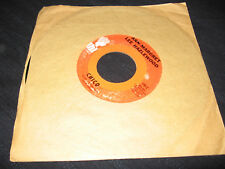 ANN MARGRET LEE HAZELWOOD SLEEP IN THE GRASS / CHOCO 45rpm RECORD USA OOP