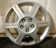 "(1) OEM 2005 Saturn Relay 17"" 5-Lug Bolt-On Hubcap Wheel Cover #A GM 9595654"
